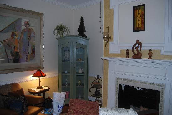 Olivia's Bridge Street Inn: bedroom