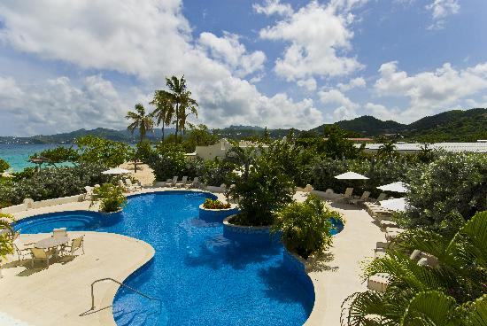 Spice Island Beach Resort: Resort Pool