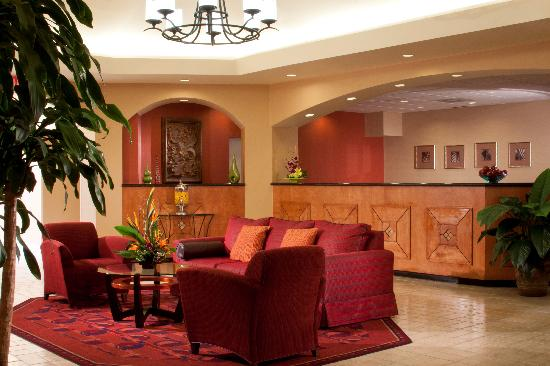 Residence Inn Orlando Lake Buena Vista: Make yourself at home in our lobby, where you'll find complimentary high-speed wireless Internet