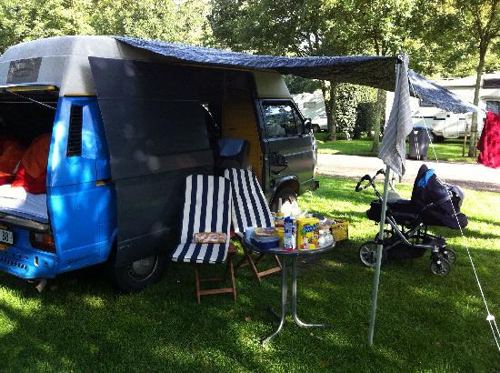 Gaasper Camping Amsterdam: Gaasper camping