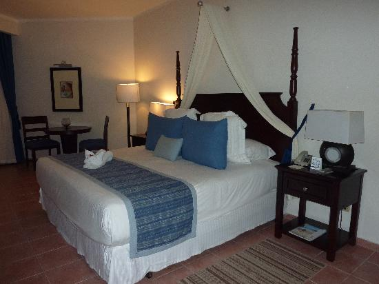 Dreams La Romana Resort & Spa: chambre du dream's