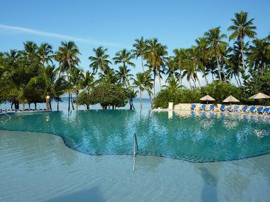 Dreams La Romana: une des piscines de l'hotel