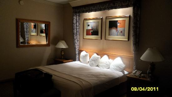 Ameristar Casino Hotel East Chicago: Standard King Room