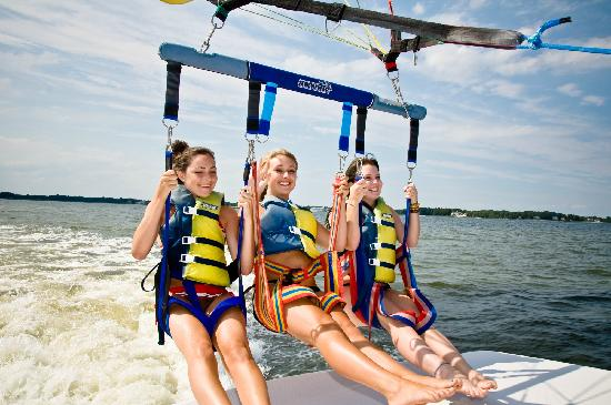 Delaware: Dewey Beach Parasail