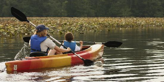Delaware: Canoeing in Prime Hook NWF