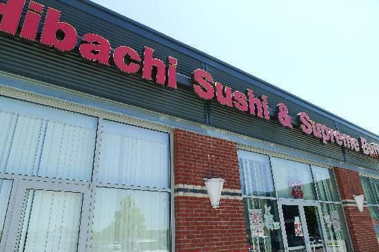 Hibachi Sushi & Supreme Buffet