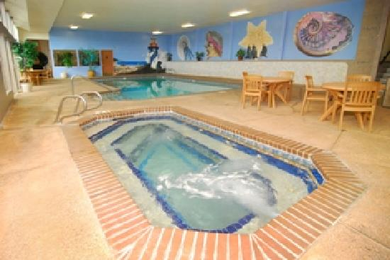 Best Western Holiday Hotel: Indoor Pool & Spa