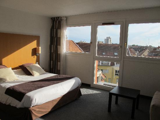 Kyriad Mulhouse Centre : Room # 506