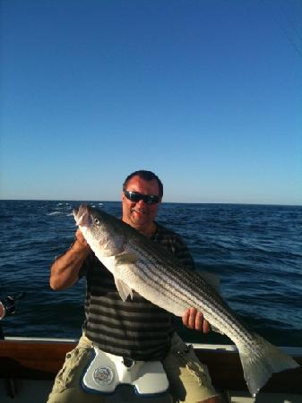 Beauty picture of jail break private fishing charters for Private fishing charters