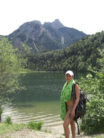 Bus Bavaria Neuschwanstein Castle Tours: Do take your swimming suite and a towel!