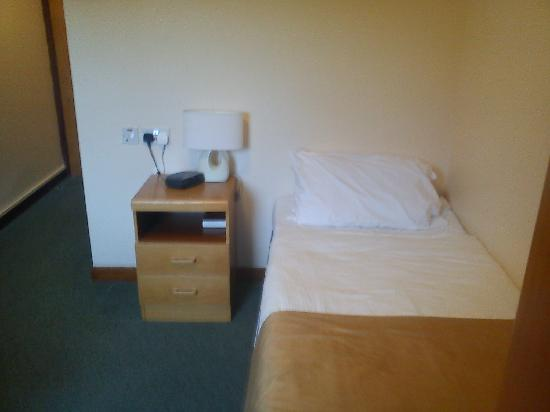 Edinburgh Conference Centre : single room