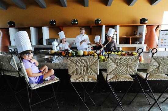 Taheima Wellness Resort & Spa: Culinary Academy