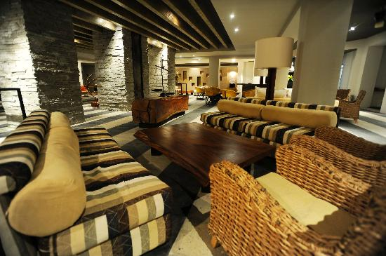 Taheima Wellness Resort & Spa: Lobby