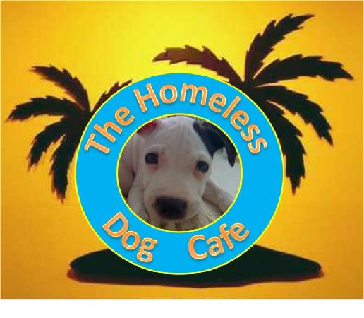 When you don''t want to go out and you wanna stay in call the homeless Dog Cafe