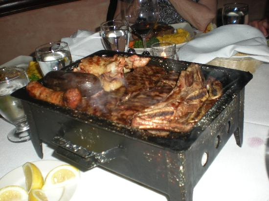 Carlitos Gardel : Mixed Grill