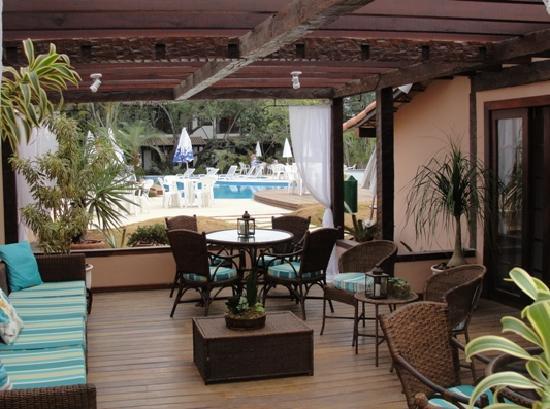 Corais e Conchas: Lounge