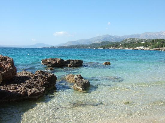 San Lorenzo Village: Beach nearby