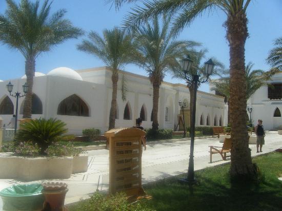 Club Reef Resort : Hall