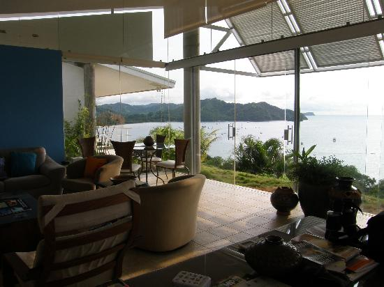 Playas del Coco, Costa Rica: Holmes House View