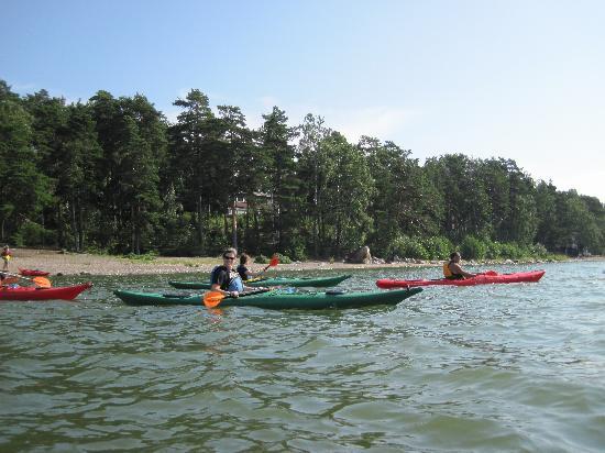 Natura Viva : Kayaking
