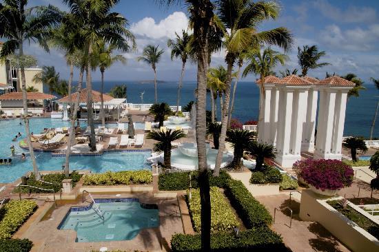 Puerto Rico El Conquistador Hotel And Fajardo Pr