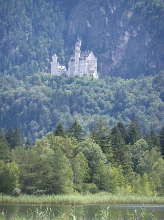Bus Bavaria Neuschwanstein Castle Tours: The castle
