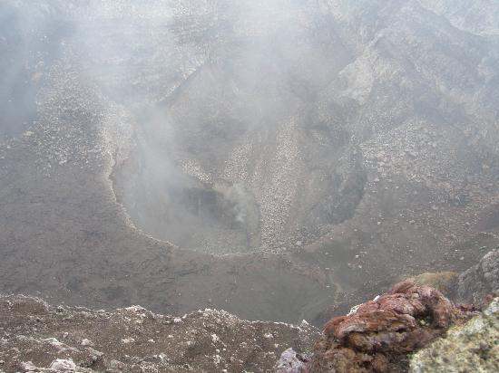 Playas del Coco, Costa Rica: Masaya Volcano