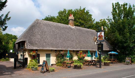 The John Barleycorn, Duxford, Cambridgeshire