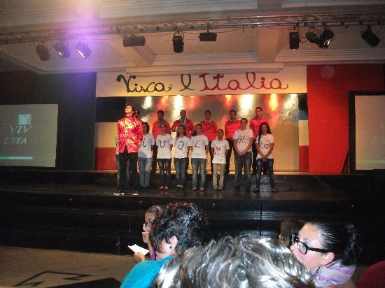 VClub Agadir : viva l'italia