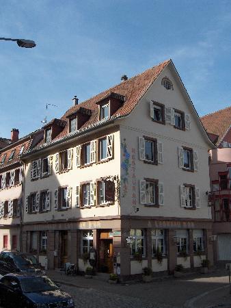 Restaurant A L'Agneau D'Or : Restaurant à l'Agneau d'Or