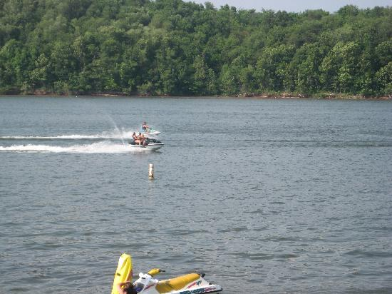 Raystown Lake : Water activity