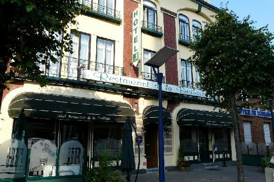 Hotel de la Basilique: Exterior of hotel