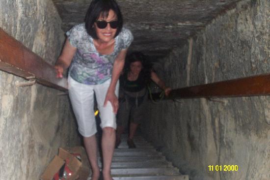 Hotel Royal: Salien de Pirámide Dashur