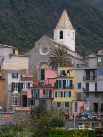 B&B Casa vacanze il Gatto: View from kitchen window