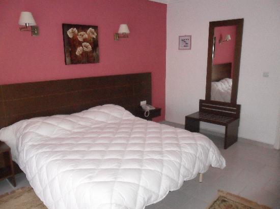 Hotel Residence Pomaria: la chambre