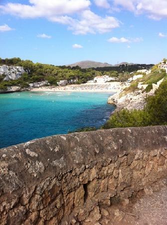 Blau Punta Reina Resort: cala romántica