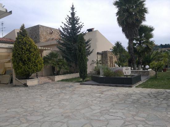 Villa AUCHADA: Entrée