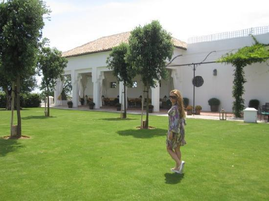 """Finca Cortesin Hotel, Golf & Spa: By """"El Jardin"""""""