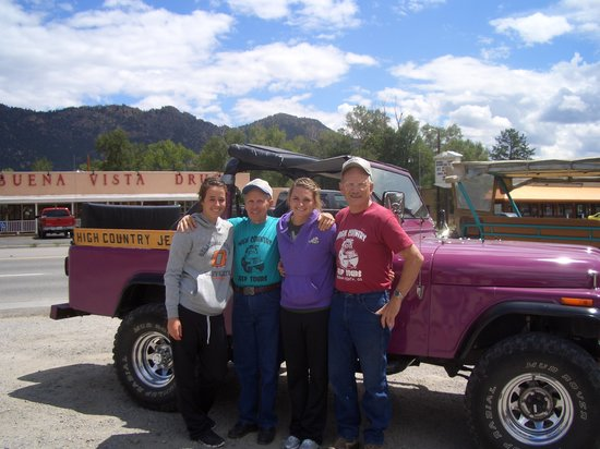High Country Jeep Tours