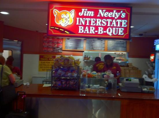 Interstate Bar B Que: best bbq you could ever want