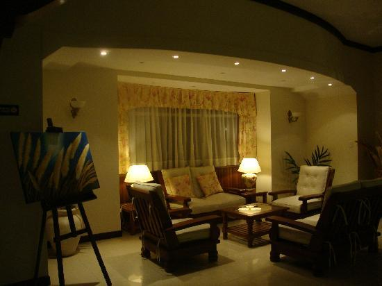 Parque Hotel Laboulaye: living