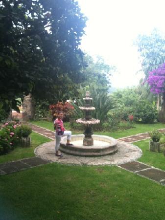 Posada Del Tepozteco: lindos jardines!
