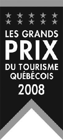 Restaurant Carte Blanche : 2008 Grand Prix of Tourism