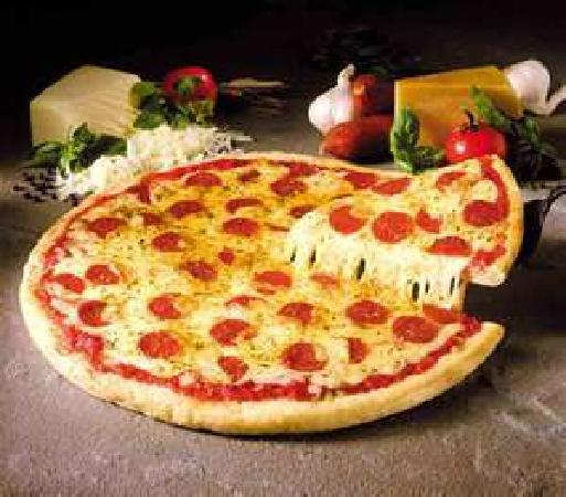 Big bob's Restaurant and Pizza: Pizza