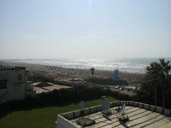Le Littoral : View from the room