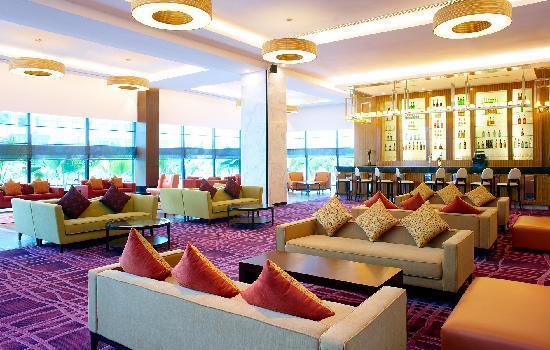 Century Kuching Hotel: Lobby Lounge