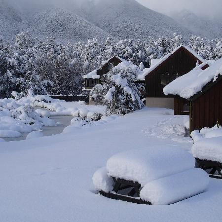Alpine Lodge: Winter Wonderland 2008