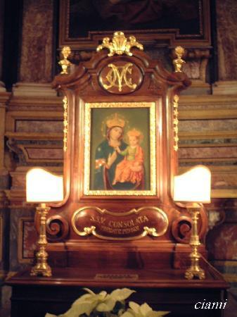 Santuario Basilica La Consolata: コンソラータ3