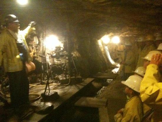 Old Hundred Gold Mine Tour: full explainations
