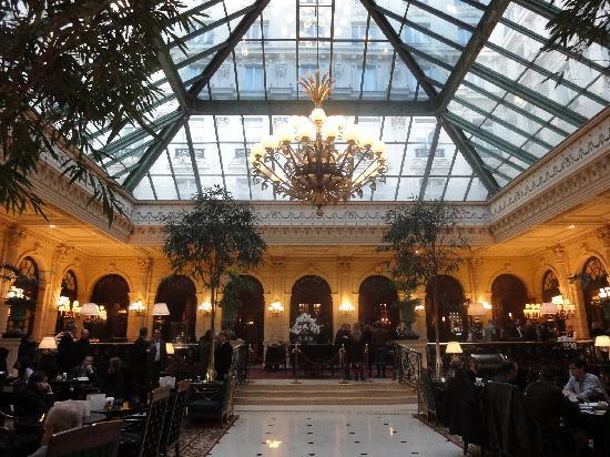 InterContinental Paris Le Grand: ホテルのなか